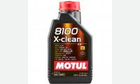 Motul 8100 X-Clean FE C2/C3