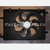 Вентилятор охлаждения 1.6-1.8 LDE  МКПП