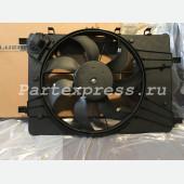 Вентилятор охлаждения 1.6L МКПП