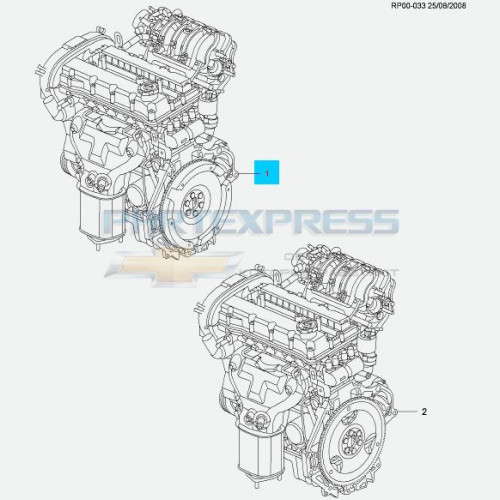 Двигатель 1.6 LXT 109 л.с.