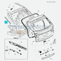 Амортизатор двери багажника универсал