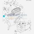 Прокладка впускного коллектора 1.6-1.8 LDE