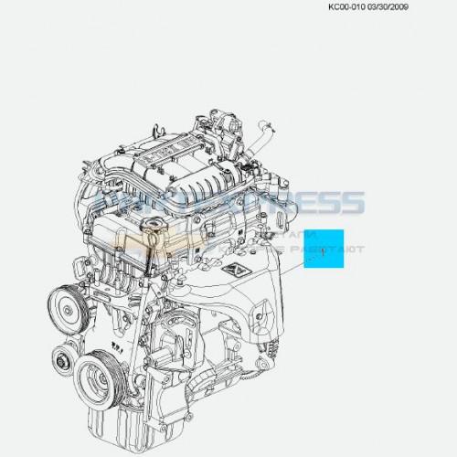 Двигатель 1.0