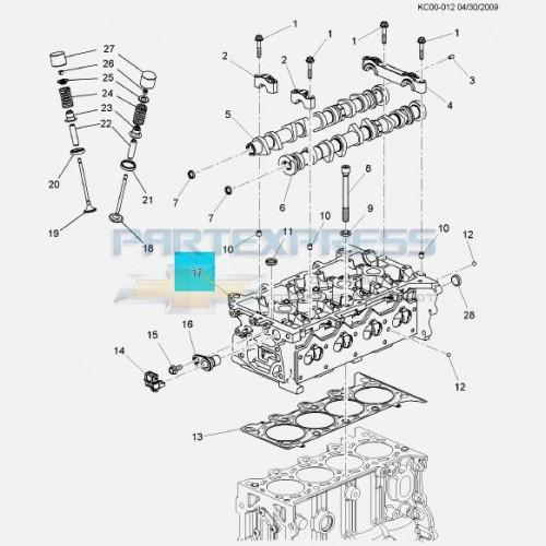 Головка блока цилиндров 1.0