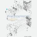 Ремень ГРМ 1.6-1.8 LDE