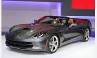 Chevrolet Stingray Corvette Convertible
