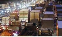 Штрафы для грузовиков увеличат до 5000 рублей
