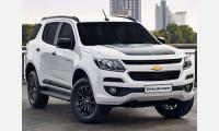 В Питере начали сборку Chevrolet Trailblazer