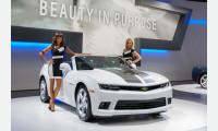 Новый Chevrolet Camaro будет представлен на Франкфуртском автосалоне