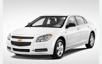 Внеплановый рестайлинг Chevrolet Malibu