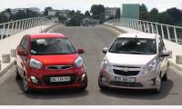 Chevrolet Spark или Kia Picanto