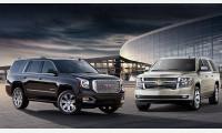 Новые Chevrolet Tahoe и Chevrolet Suburban
