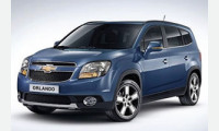 В Chevrolet провели рестайлинг минивена Orlando