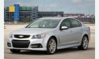Chevrolet объявила цену на флагманский седан