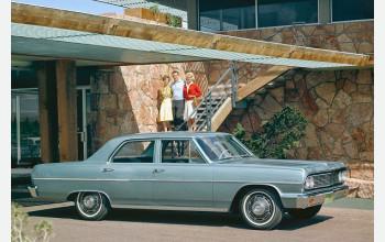 Chevrolet Malibu исполняется 50 лет