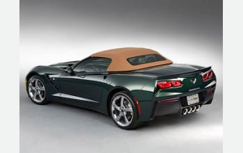 Chevrolet готовит к выпуску специальную версию Корвета