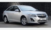 Очередное обновление Chevrolet Cruze