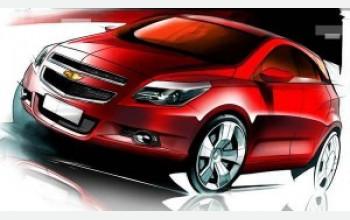 Chevrolet готовит концепт-кроссовер для Auto Expo 2014 в Индии