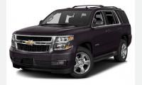 Chevrolet Tahoe - тест драйв