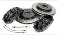 Улучшение управляемости автомобиля с тормозными дисками