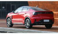 Новый китайский купе-кроссовер Lynk&Co (2020) построили на платформе Volvo