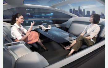 Автомобиль недалекого будущего