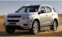 Презентация нового Chevrolet Trailblazer 2013