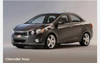 На Российском рынке исчезнет базовая модификация Chevrolet Aveo