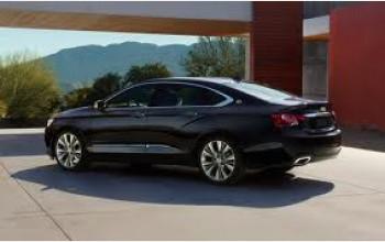 Презентация Chevrolet impala 2013