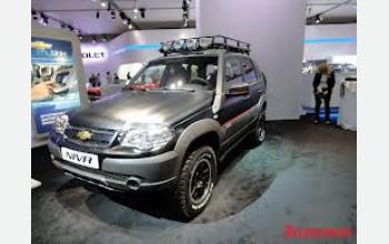 Chevrolet Niva с внедорожным пакетом