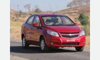 Очередная премьера нового Chevrolet Sail в кузове седан