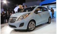 Новое поколение Chevrolet Spark появится в 2015-ом году