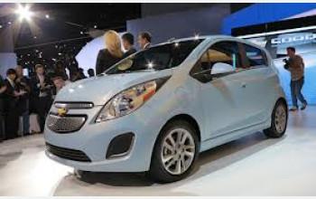 Электромобиль Chevrolet Spark EV