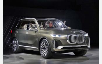 Обзор BMW X7