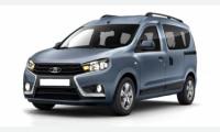 """Новинка АвтоВАЗа """"Lada Van"""" на базе Renault ?"""